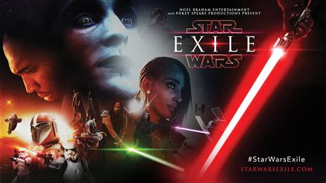 EXILE   EP 1  A STAR WARS FAN FILM    YouTube