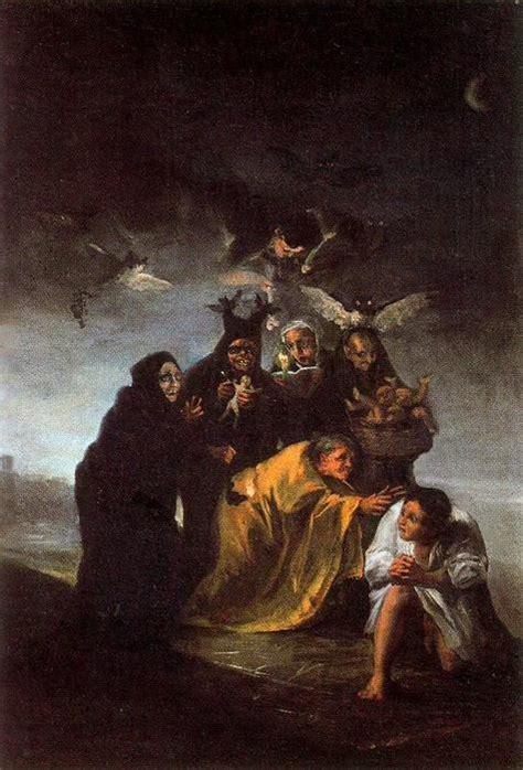 Exorcism by Francisco De Goya  1746 1828, Spain  | Famous ...
