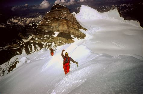 Expedicion al pico Nun en el Himalaya Indio marcó mi vida