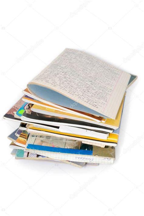 expedientes educativos del estudiante 4 — Foto de stock ...
