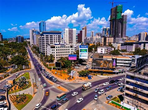 Expert Guide on Dar es Salaam City   Domestic, Scheduled ...