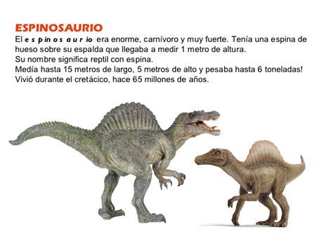 Explicacion de los dinosaurios para niños   Imagui