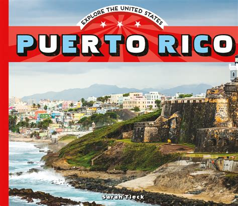 Explore the United States: Puerto Rico  Hardcover ...