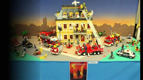 EXPO CINEMA CLICK PLAYMOBIL 2015   YouTube