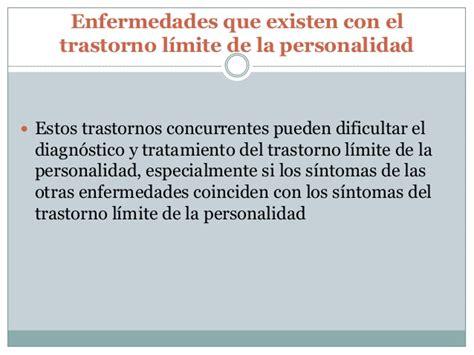 Expo trastorno límite de la personalidad
