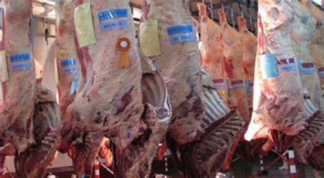 Exportaciones de carne: malestar en Sociedad Rural de ...