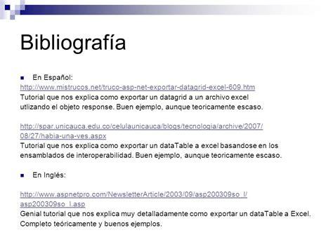 Exportar DataTable a diferentes formatos Javier Suárez ...