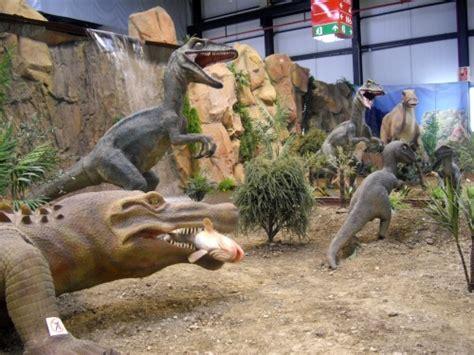 Exposición de Dinosaurios en la Casa de Campo de Madrid