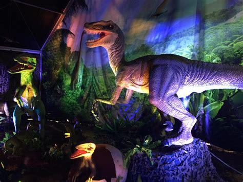 Exposición de dinosaurios en Madrid con reproducciones a ...