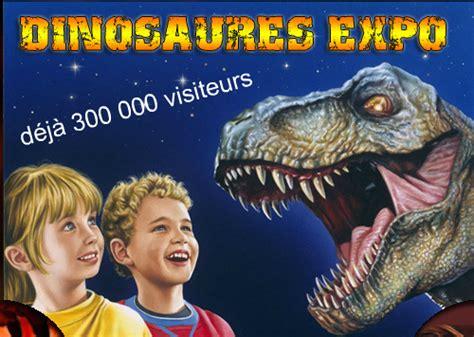 Exposición Dinosaurios XXL : Dinosaurios del mundo
