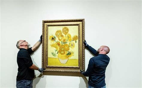 Exposición revela los misterios de los 'Girasoles' de Van ...