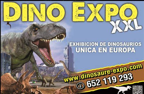 Exposición sobre los dinosaurios en Madrid