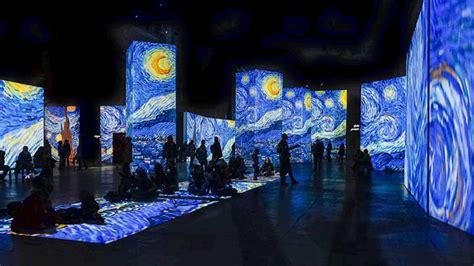Exposición 'Van Gogh Alive' llega a México   JSP Medios