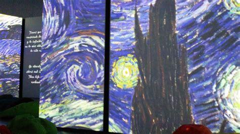 Exposición Van Gogh ALIVE :The EXPERIENCE EN SEVILLA   YouTube