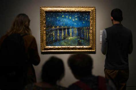 Exposición Van Gogh en Londres   Todo Por el Arte RD