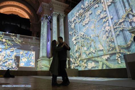 Exposición  Van Gogh: la Experiencia Inmersiva  en Bruselas
