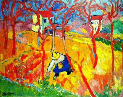 Expresionismo Alemán, Fauvismo Francés, Futurismo Italiano ...
