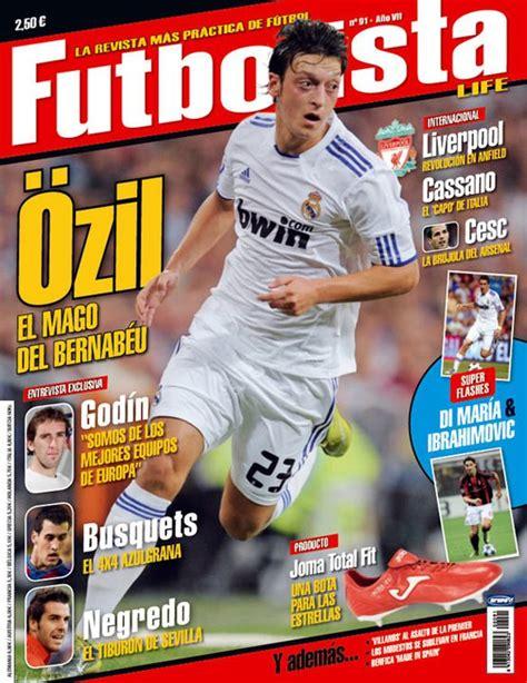 EXPRESS YOURSELF: Revista  Futbolista .