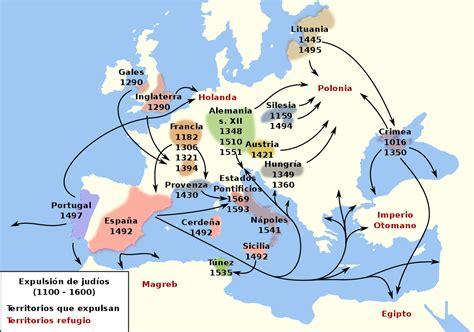 Expulsión de los judíos   Wikipedia, la enciclopedia libre