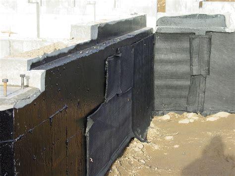 Exterior Waterproofing Information   Basement Waterproofing101