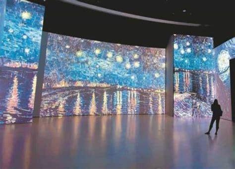 Extienden exhibición Van Gogh Alive