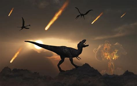 Extinción de los dinosaurios: Dos estudios cuestionan que ...