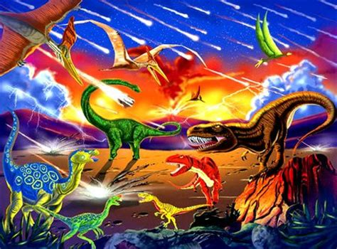 Extinction   Dinosaurs & Animals Background Wallpapers on ...