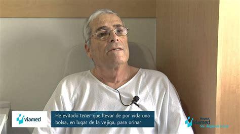 Extirpación Vejiga Laparoscopia Hospital Viamed Sta Ángela ...