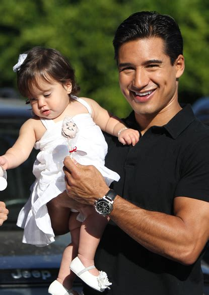 Extra  host Mario Lopez gets spotted in Los Angeles with ...