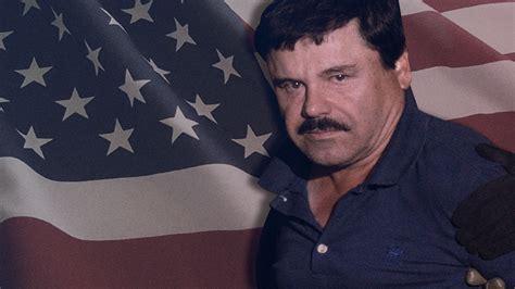 Extraditan a Joaquín El Chapo Guzmán a Estados Unidos ...