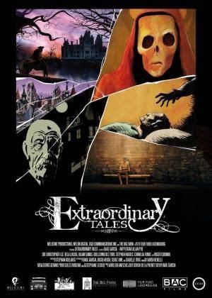 Extraordinary Tales   Film
