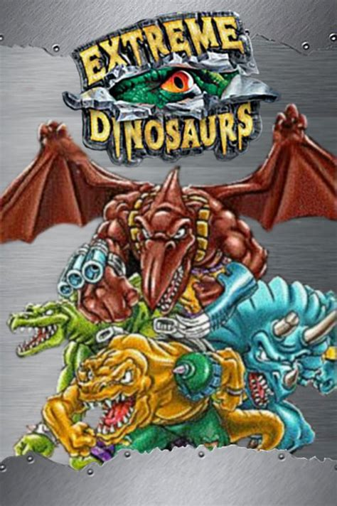 Extreme Dinosaurs 2 by Scaggs32 on DeviantArt