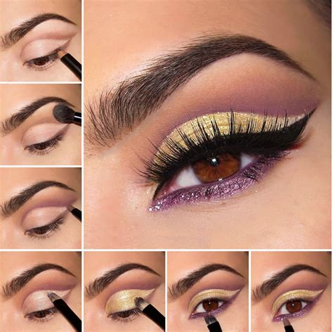 Eye Makeup Tutorial with Step by Step Pictures |Beautiful ...