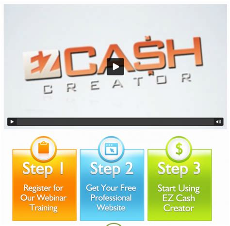 EZ Cash Creator Review  Not Recommended