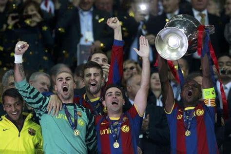 F.C BARCELONA: ganadores de la champions league 2011/2012