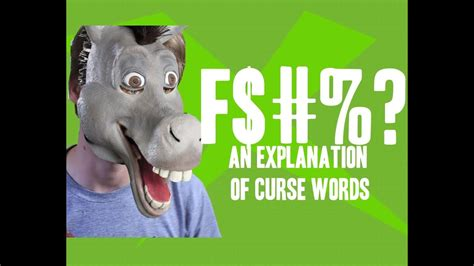F#*%? An Explanation of Curse Words   YouTube