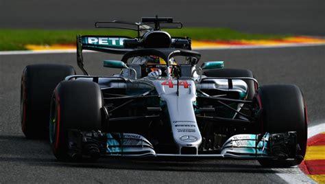 F1 Bélgica: La clasificación, en directo online y en vivo
