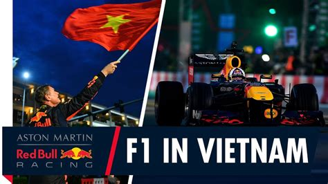 F1 hits the streets of Vietnam for the first time!   YouTube