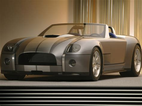 FAB WHEELS DIGEST  F.W.D. : 2004 Ford Shelby Cobra Concept