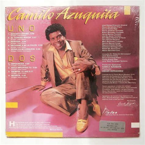 Fabianita s Musik: 1988 Camilo Azuquita y su Grupo Melao ...
