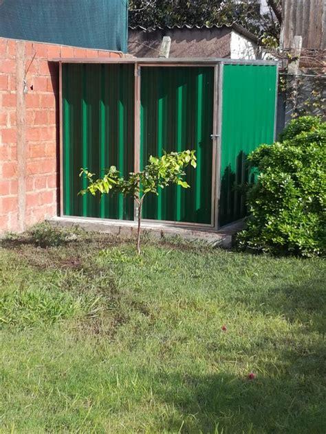 Fábrica De Casetas Armarios Galpones Para Jardín De Chapa ...
