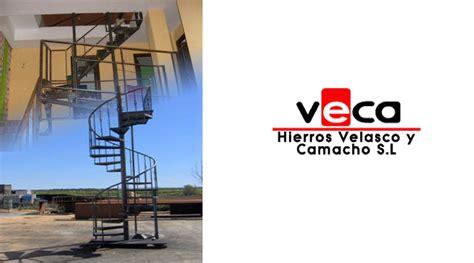 Fabricacion de escaleras metálicas exteriores