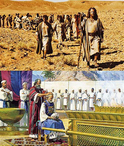 Fábulas del Antiguo Israel siendo ahora Diseccionadas