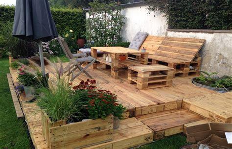 Fabulosas Ideas para armar tu jardín con palets   Mundo ...