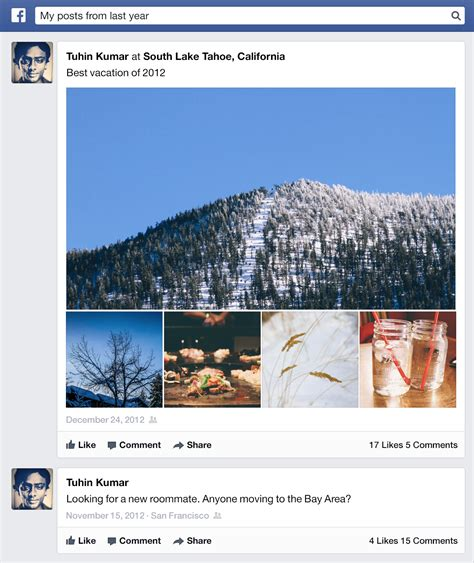 Facebook Graph Search Now Helps You Find Posts And Status ...