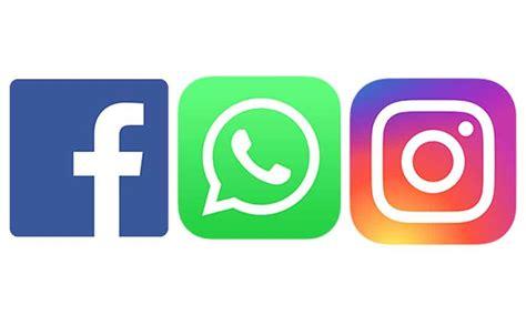 Facebook, Instagram and WhatsApp back online