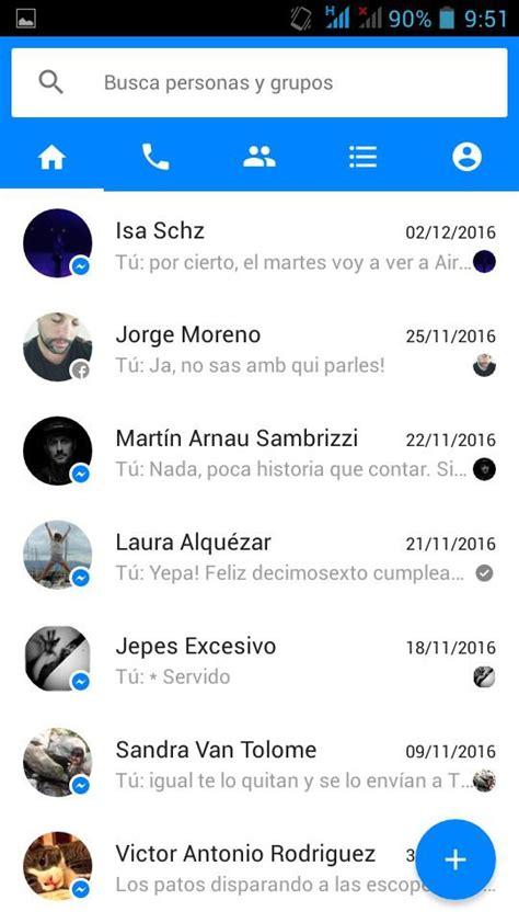 Facebook Messenger 244.0.0.0.134   Descargar para Android ...
