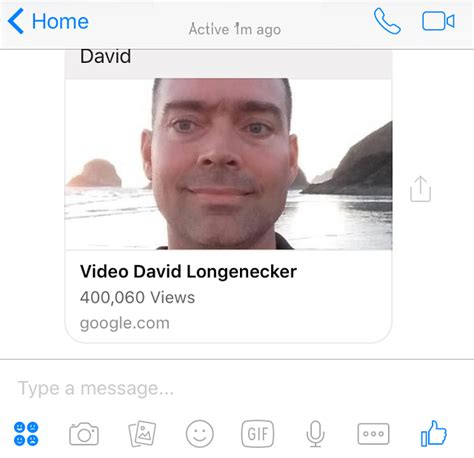 Facebook Messenger phishing scam | Security for Real People