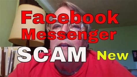 Facebook Messenger Scam  New    YouTube