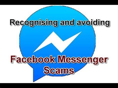 Facebook Messenger Scams   YouTube